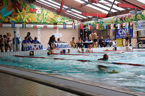 Les piscines du cne paris cne paris for Piscine bernard lafay